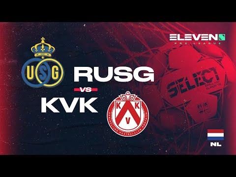 St. Gilloise Kortrijk Goals And Highlights