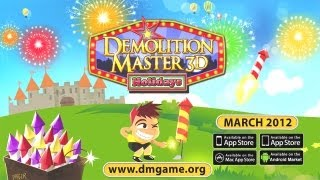 Official Demolition Master 3D Holidays Launch Trailer