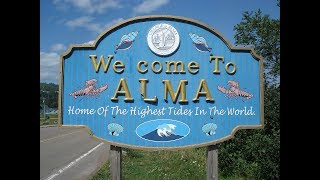 Cottage for rent in Alma, New Brunswick