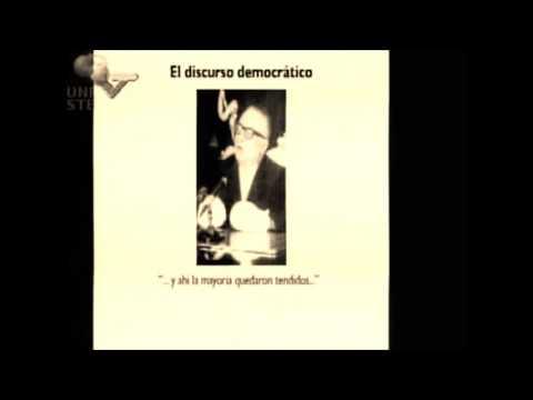 DISCURSO DE RÓMULO BETANCOURT, EL PADRE DE LA DEMOCRACIA EN