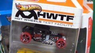 Hot Wheels HWTF 5-Pack USA Target Exclusive Hot Wheels Test Fa…