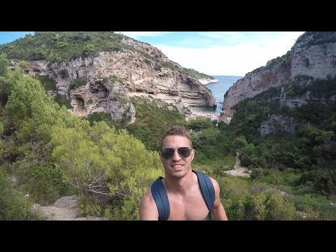Summer in Croatia   Island of Vis  2016 (GoPro)