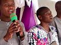 kadika church choir performing live at Modi SDA church camp meeting climax