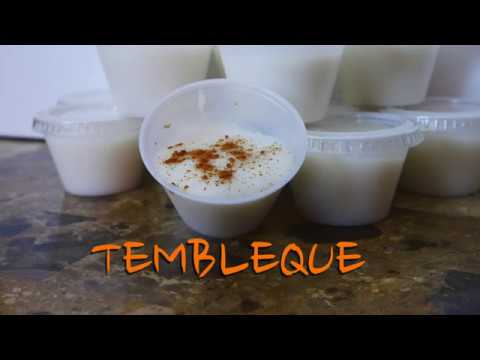 Tembleque | De Coco Puertorriqueno (Coconut Custard)