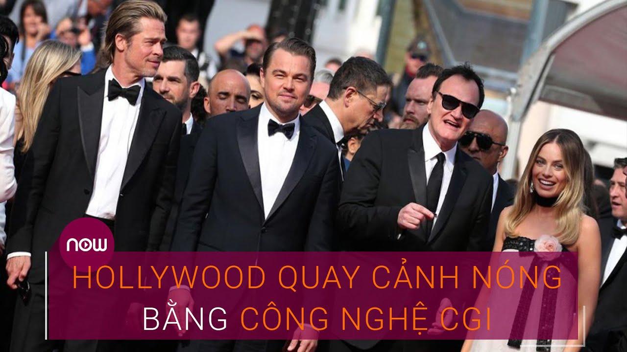Hollywood sẽ quay cảnh nóng bằng công nghệ CGI   VTC Now
