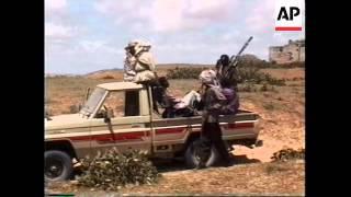 SOMALIA: GENERAL MORGAN PLANS TO RECAPTURE KISMAYO