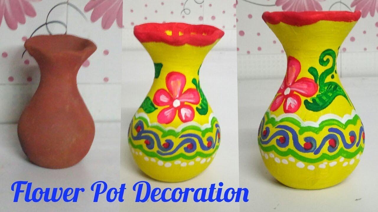 Images Of Flower Pot Decoration