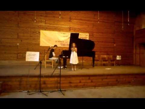Erica Adams - My Heart Will Go On