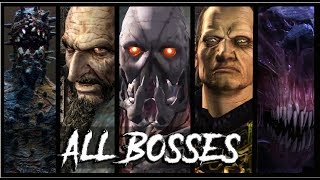 Resident Evil 4 HD Project with Ending - ALL BOSSES with Cutscenes HD 1080p (60ᶠᵖˢ) ✔