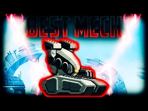Super Mechs | Playing On Old Version  2. Best Mech. 2020
