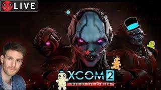 XCOM 2 WAR OF THE CHOSEN: THE MECHS ARE EVERYWHERE! Live Stream #4