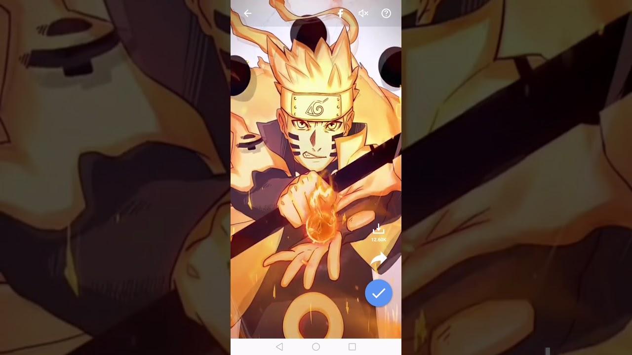 Naruto Live Wallpaper in HD+4k - YouTube