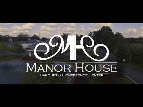 Manor House Banquet & Conference Center |Aerial Tour|