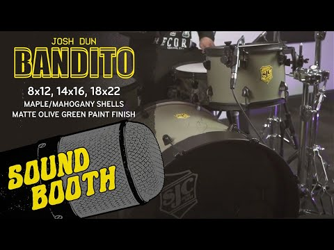 SJC Custom Drums Josh Dun