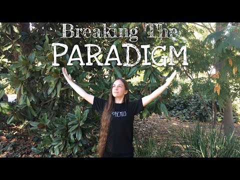 Breaking The Paradigm: The Actualization Of Self