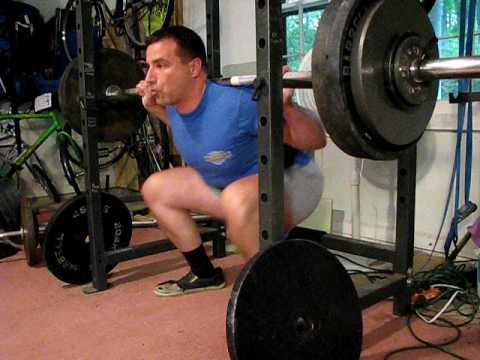 Consider, that bottom position squats