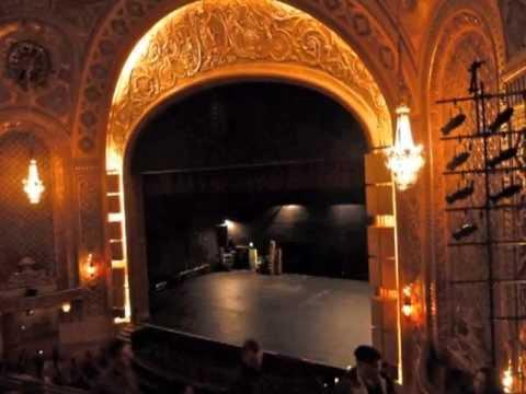 The Paramount Theatre Tour