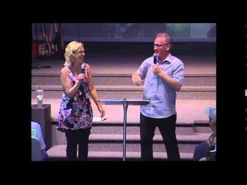 Pastors Brian and Connie Thomson - Marriage Seminar
