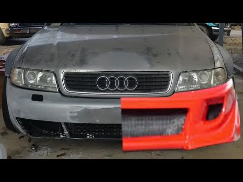 HOW TO MAKE STOCK BUMPERS LOOK COOL