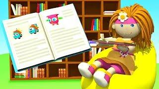 Кукольный Домик Бьянки - Библиотека - Мультик Бьянка для маленьких