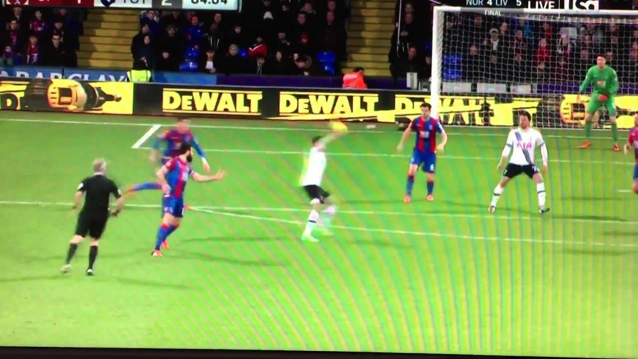 Dele Alli GOAL v Crystal Palace (Jan. 23, 2016)
