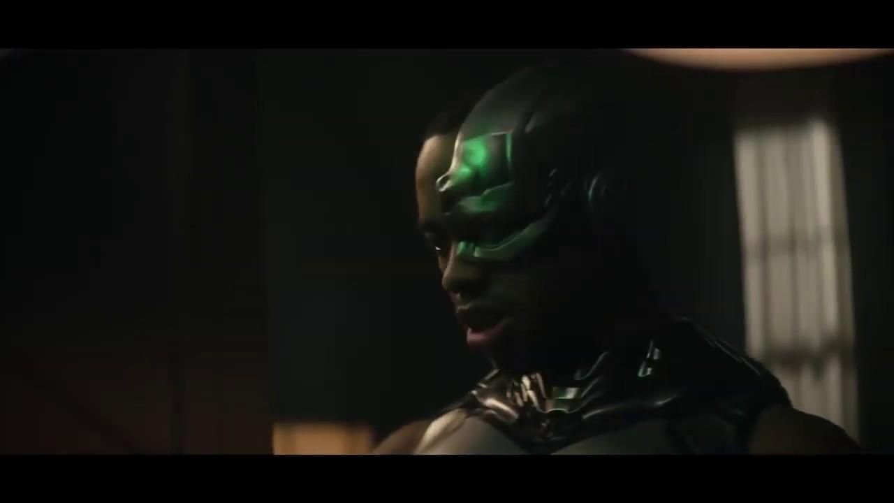 Cyborg Communicates With Grid Doom Patrol Season 1 Youtube