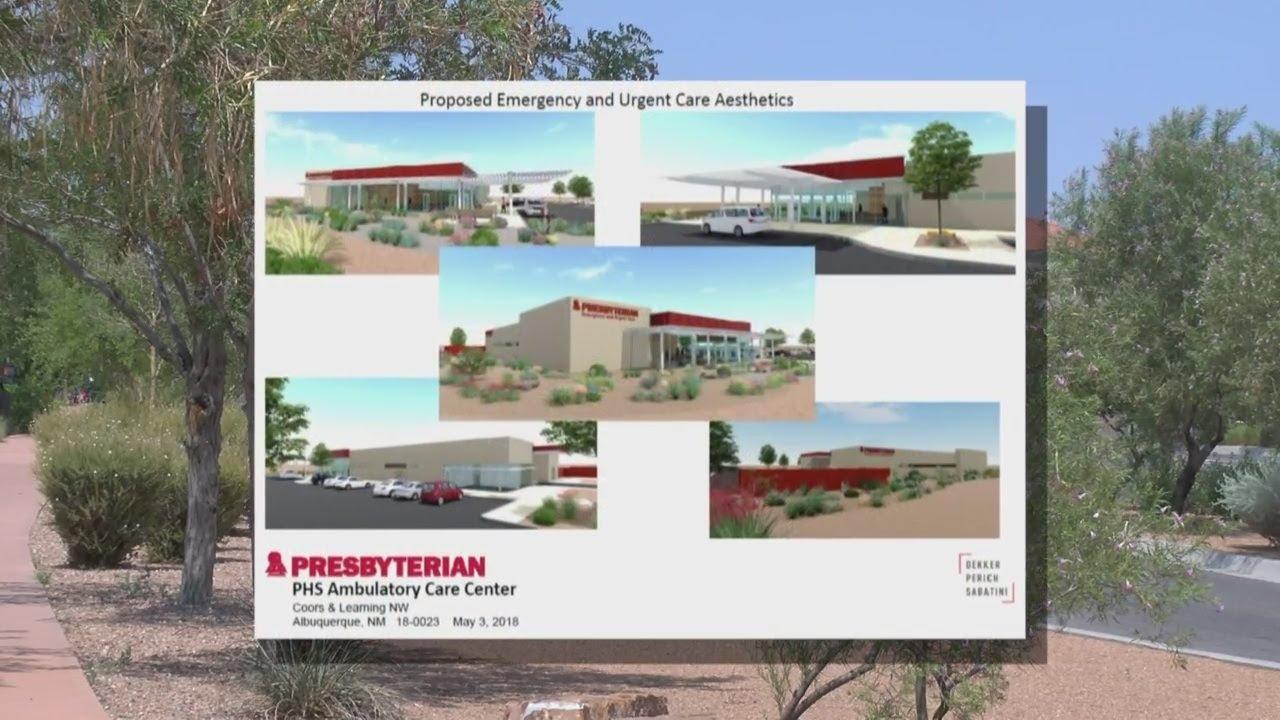 Neighborhood associations stop proposed Presbyterian clinic near bosque