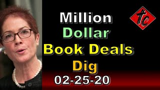 Million Dollar Book Deals Dig - Truthification Chronicles