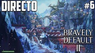 Vídeo Bravely Default 2