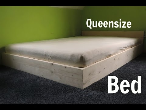 DIY| Queensize Bed