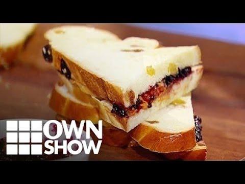 A Grown-Up PB&J Sandwich | #OWNSHOW | Oprah Online