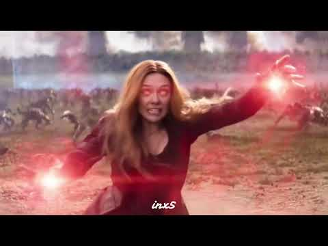 Scarlet witch / madhouse