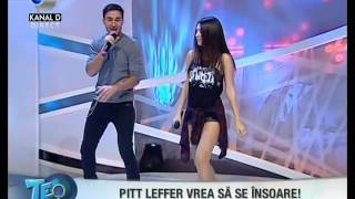 Rawanne feat Pit Leffer - Origami -Teo Show- Kanal D
