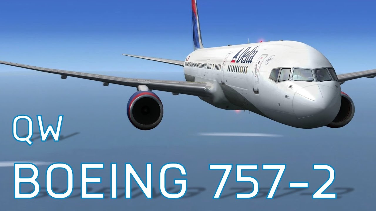 FlightSim Com - Review: QualityWings - The Ultimate 757