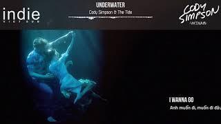 [vietsub+lyrics] cody simpson & the tide - underwater
