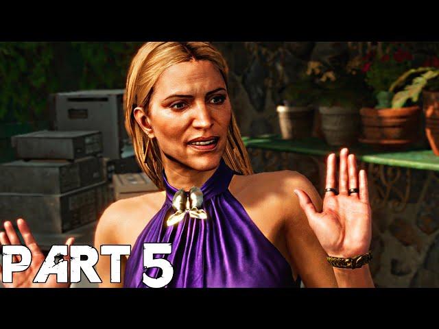 Far Cry 6 Gameplay Walkthrough Part 5- Words Like Bullets, Surgical Extraction & Angel De La Muerte