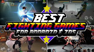 Top 13 Best Fighting Games For Android iOS 2018