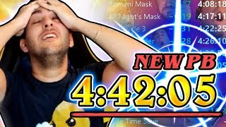 NEW PB Majora's Mask 100% Speedrun in 4:42:05 (2nd Fastest Time in the World on 07/04/2019)