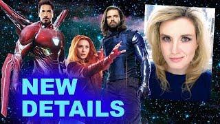 Avengers Infinity War BREAKDOWN - White Wolf, Wakanda, Bleeding Edge Armor