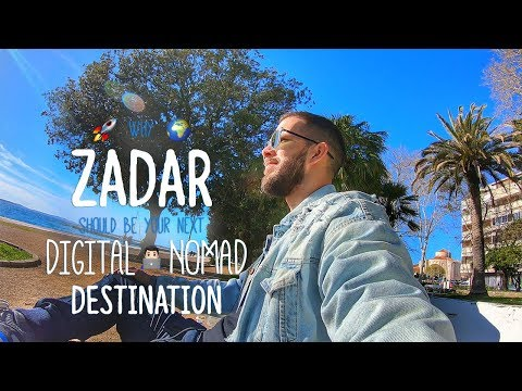 Digital nomad destination: Zadar, Croatia