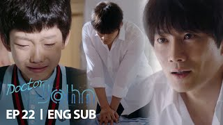 "Ji Sung ""Do you want to see Mom?"" [Doctor John Ep 22]"