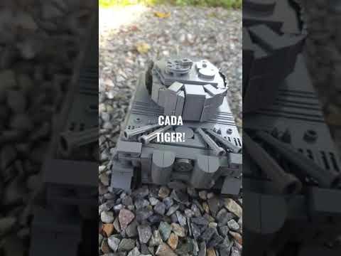 CaDA Tiger C61072w