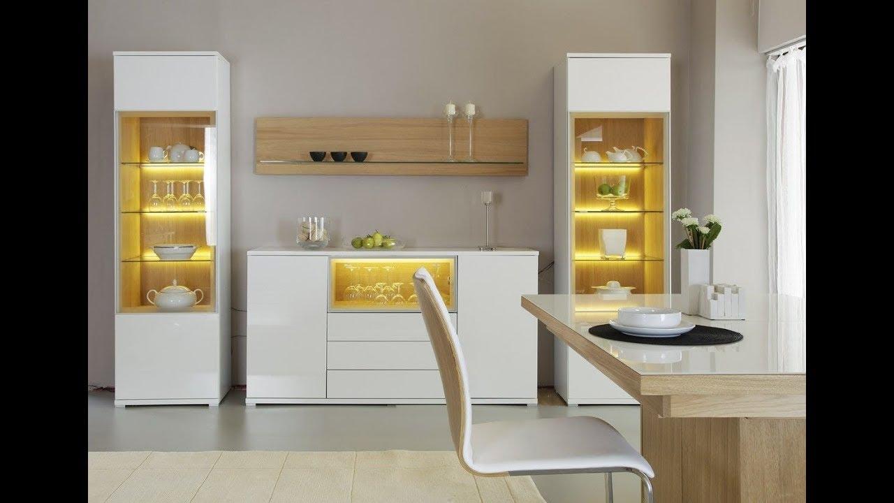 Crockery showcase design ! Kitchen Crockery Unit Designs ...