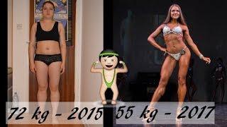 Как я похудела на 17 кг | Моя история трансформации