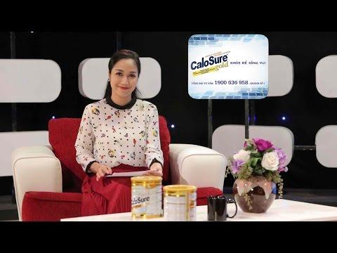 CaloSure Gold - Giải pháp cân bằng dinh dưỡng cho người già