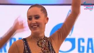 Quali Groups - GAZPROM Gymnastik-Weltcup 2014