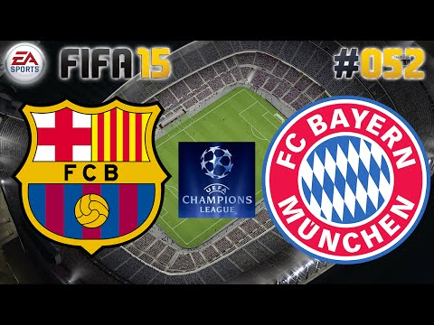 FIFA 15 #052 FC Barcelona vs. FC Bayern ★ Champions League ★ Let's Play FIFA 15 Multiplayer Deutsch