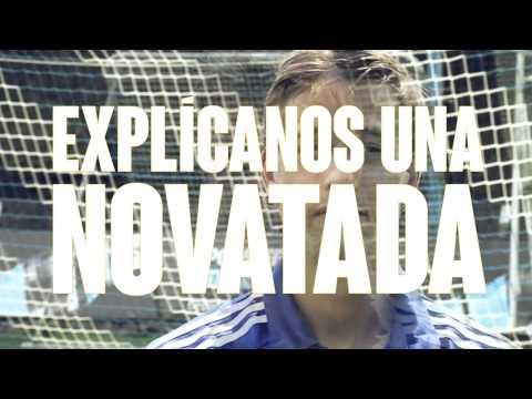 Test a Sergio Canales, jugador de la Real Sociedad
