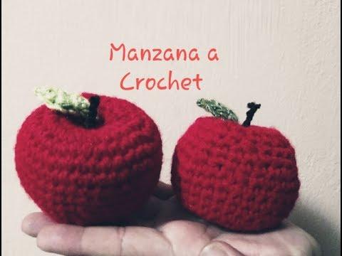 Frutas Y Verduras Amigurumi Crochet - $ 600,00 en Mercado Libre | 360x480