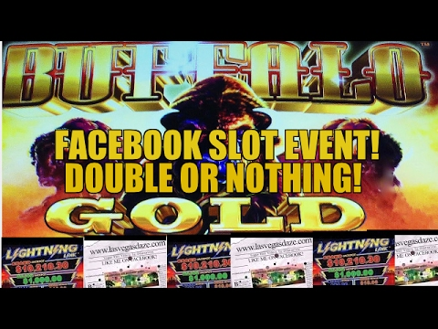DOUBLE OR NOTHING! FACEBOOK SLOT MACHINE SUGGESTION EVENT 5
